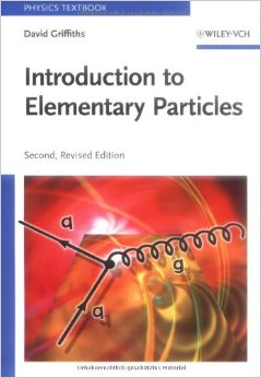 david griffiths introduction to elementary particles pdf